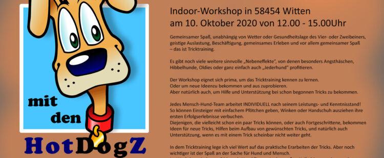 Tricktraining – Workshop – Ausgebucht!